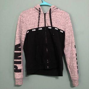 VS PINK full zip jacket!